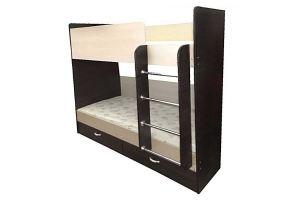 Кровать детская двухъярусная - Мебельная фабрика «ГудВин»