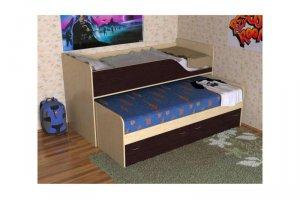 Кровать детская двухъярусная - Мебельная фабрика «Народная мебель»