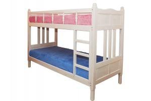 Кровать детская двухъярусная - Мебельная фабрика «Упоровская мебельная фабрика»