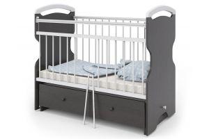 Кровать детская Эльза венге - Мебельная фабрика «Атон-мебель»