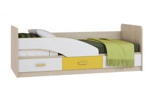 Кровать детская Фантазия - Мебельная фабрика «Омскмебель»