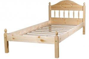Кровать детская Фрея F1  - Мебельная фабрика «Wood-Stock»