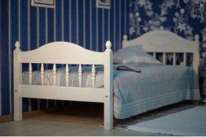 Кровать детская Фрея F2 - Мебельная фабрика «Wood-Stock»