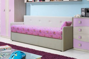 Кровать детская GF-1 - Мебельная фабрика «Grand Family»