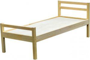 Кровать детская из массива дерева ТОП - Мебельная фабрика «Доброе дерево»