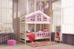 Кровать детская Jimmy Royal Alfa - Мебельная фабрика «DOMUS MIA»