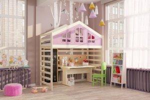 Кровать детская Jimmy Royal Beta - Мебельная фабрика «DOMUS MIA»
