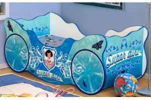 Кровать детская Карета-2 - Мебельная фабрика «Уютный Дом»