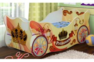 Кровать детская Карета-3 - Мебельная фабрика «Уютный Дом»