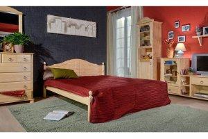 Кровать детская Кая К1 - Мебельная фабрика «Wood-Stock»