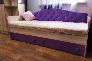 Кровать детская Колибри Виола - Мебельная фабрика «ТЭКС»