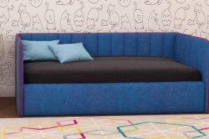 Кровать детская компактная Лакки - Мебельная фабрика «ЛЕОНИС»