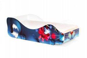 Кровать детская Кошка-Мурка - Мебельная фабрика «Бельмарко»