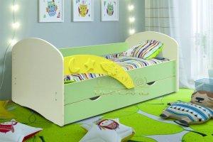 Кровать детская Космос - Мебельная фабрика «Версаль»