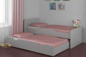 Кровать детская КР-33 2-х ярусная - Мебельная фабрика «Уют-М»