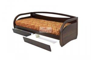 Кровать детская Кроха - Мебельная фабрика «МуромМебель (ИП Баранихина Г.И.)»