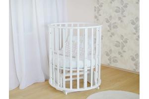 Кровать детская круглая СКВ-10 - Мебельная фабрика «СКВ-Компани»