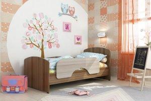 Кровать детская Лагуна - Мебельная фабрика «НКМ»