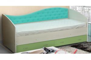 Кровать детская Луиза-10 - Мебельная фабрика «Уютный Дом»