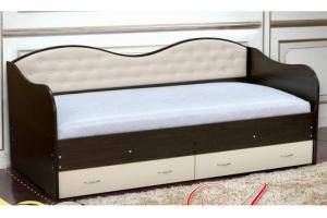 Кровать детская Луиза-11 - Мебельная фабрика «Уютный Дом»