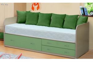 Кровать детская Луиза-12 - Мебельная фабрика «Уютный Дом»