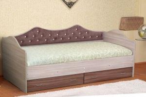 Кровать детская Луиза-14 - Мебельная фабрика «Уютный Дом»