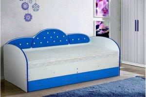 Кровать детская Луиза-18 - Мебельная фабрика «Уютный Дом»