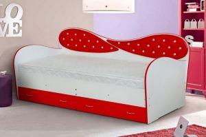 Кровать детская Луиза-19 - Мебельная фабрика «Уютный Дом»