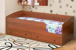 Кровать детская Луиза-2 - Мебельная фабрика «Уютный Дом»