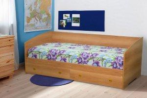 Кровать детская Луиза - Мебельная фабрика «Уютный Дом»