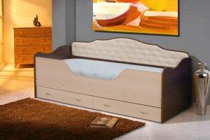 Кровать детская Луиза-4 - Мебельная фабрика «Уютный Дом», г. Ульяновск