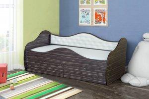 Кровать детская Луиза-5 - Мебельная фабрика «Уютный Дом», г. Ульяновск