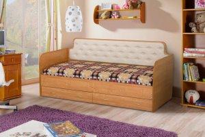 Кровать детская Луиза-6 - Мебельная фабрика «Уютный Дом», г. Ульяновск