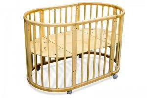 Кровать детская Луна бук - Мебельная фабрика «Феалта»
