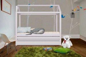 Кровать детская Любимый домик - Мебельная фабрика «Mom'sLove»
