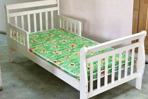 Кровать детская Машенька - Мебельная фабрика «Егорьевск»