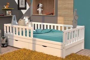 Кровать детская массив БК 10 - Мебельная фабрика «ВЭФ»
