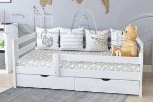 Кровать детская массив Kitty - Мебельная фабрика «Rila»
