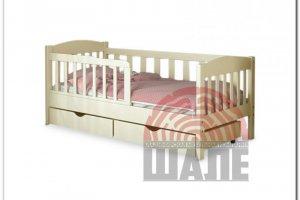 Кровать детская Моника - Мебельная фабрика «ВМК-Шале»