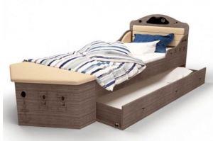 Кровать детская Pirat 1 - Мебельная фабрика «ABC King»