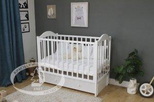 Кровать детская Поля С705 - Мебельная фабрика «Красная звезда»
