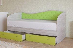 Кровать детская Радуга 3 - Мебельная фабрика «ДиВа мебель»