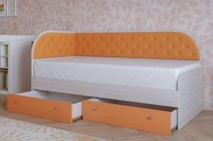 Кровать детская Радуга 4 - Мебельная фабрика «ДиВа мебель»