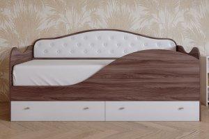 Кровать детская Радуга 5 - Мебельная фабрика «ДиВа мебель»