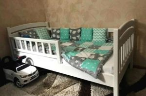 Кровать детская Школьник - Мебельная фабрика «Массив»