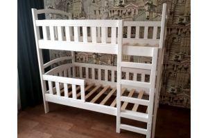 Кровать детская Школьник двухъярусная - Мебельная фабрика «Массив»