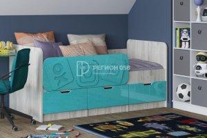 Кровать детская Соцсети - Мебельная фабрика «Регион 058»