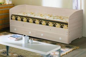 Кровать детская  Софья с ортопедическим основанием и ящиками для белья - Мебельная фабрика «МебельДа»