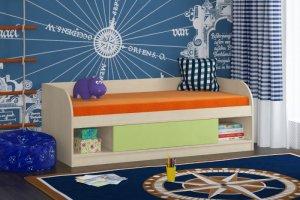 Кровать детская Соня 4 ДС - Мебельная фабрика «Формула мебели»