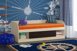 Кровать детская Соня 4 ДВ - Мебельная фабрика «Формула мебели»